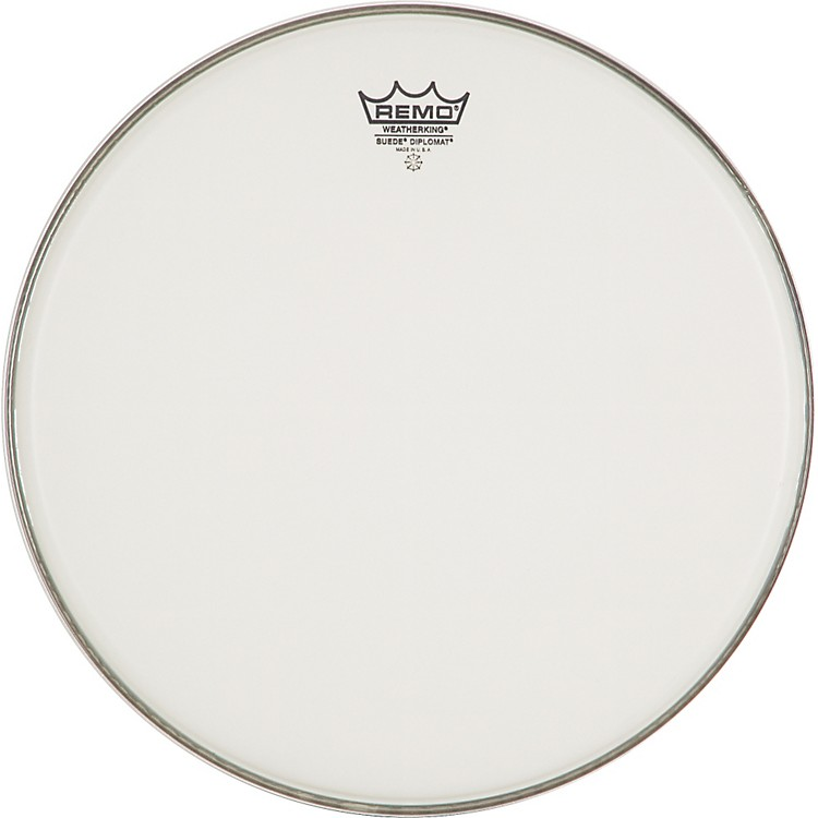 Remo Suede Diplomat Drum Heads 14