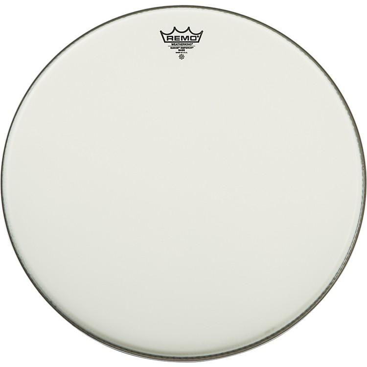 RemoSuede Emperor Bass Drum Heads22