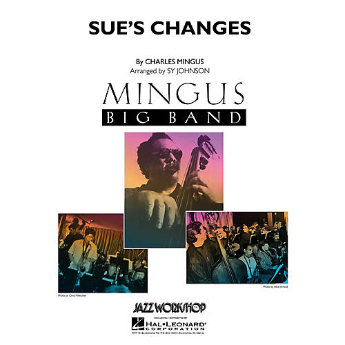 Hal Leonard Sue's Changes Jazz Band Level 5 Arranged by Sy Johnson