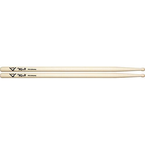Vater Sugar Maple Drumsticks Recording Wood