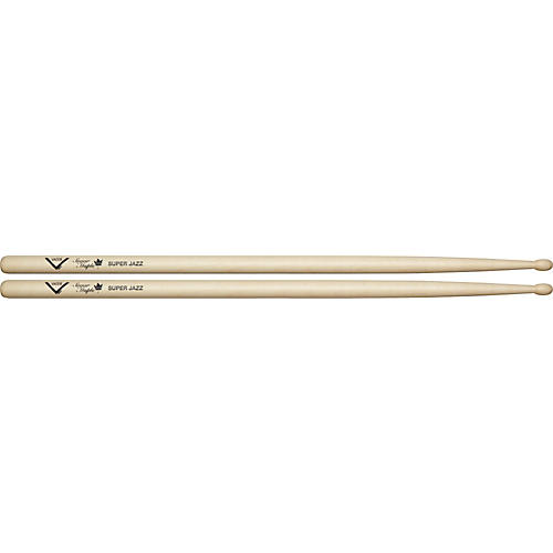 Vater Sugar Maple Drumsticks Super Jazz Wood