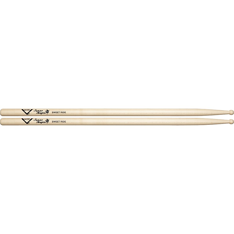 Vater Sugar Maple Drumsticks Sweet Ride Wood