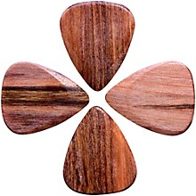 Timber Tones Sugar Maple Guitar Picks, 4-Pack