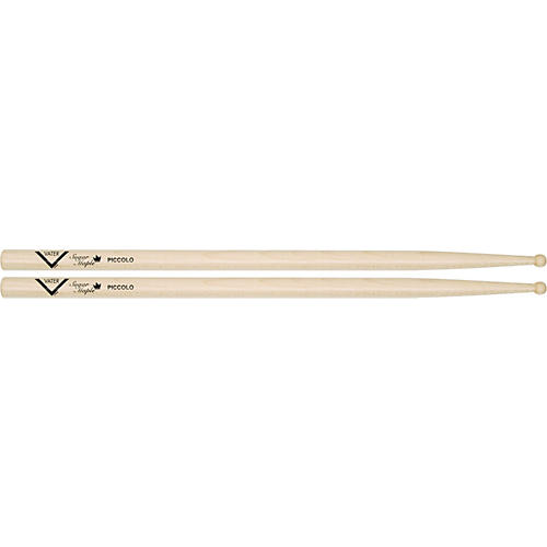 Vater Sugar Maple Piccolo Drumsticks Wood