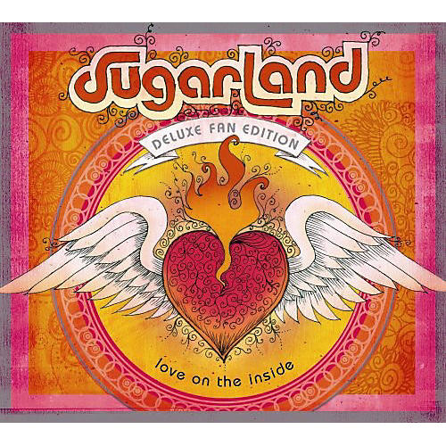 Alliance Sugarland - Love On The Inside [Deluxe Fan Edition] [Bonus Tracks]