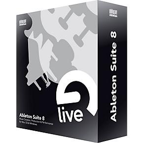 ableton suite 8 full version musician 39 s friend. Black Bedroom Furniture Sets. Home Design Ideas