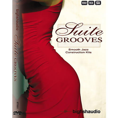 Big Fish Suite Grooves Sample Library DVD