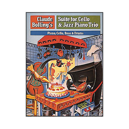 Hal Leonard Suite for Cello & Jazz Piano Trio