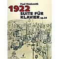 Schott Suite for Piano (1922) Op. 26 Schott Series thumbnail