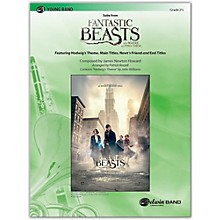 BELWIN Suite from Fantastic Beasts and Where to Find Them 2.5 (Easy to Medium Easy)