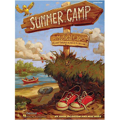 Hal Leonard Summer Camp Performance/Accompaniment CD-thumbnail