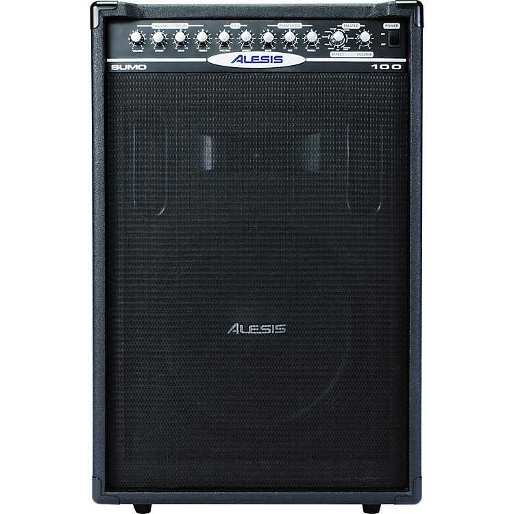 Alesis Sumo 100 Keyboard Amplifier with Digital Effects