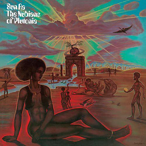Alliance Sun Ra - Nubians of Plutonia