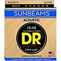 DR Strings Sunbeam Phosphor Bronze Lite Acoustic Guitar Strings  Thumbnail