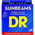DR Strings Sunbeams SNMR-45 Medium Short Scale 4 String Bass Strings
