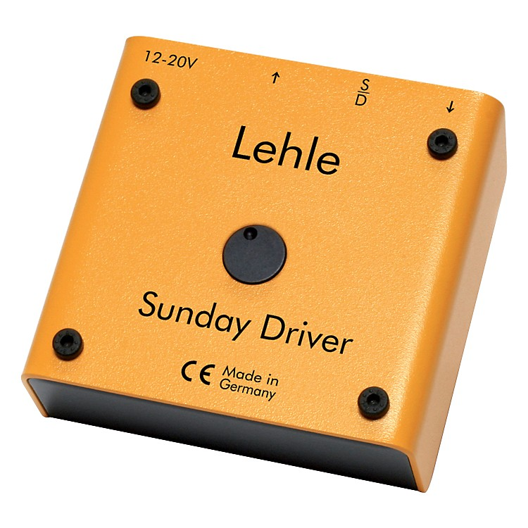 Lehle Sunday Driver Guitar Preamp