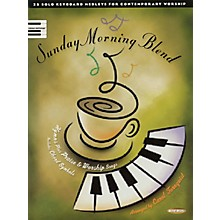 Word Music Sunday Morning Blend (25 Solo Keyboard Medleys for Contemporary Worship) Sacred Folio (Upper Int)