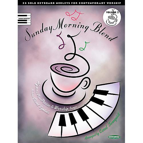 Word Music Sunday Morning Blend, Volume 2 Sacred Folio Series-thumbnail