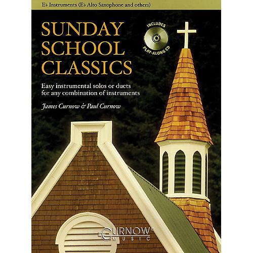 Curnow Music Sunday School Classics (For Eb Instruments - Grade 2.5) Concert Band Level 2.5