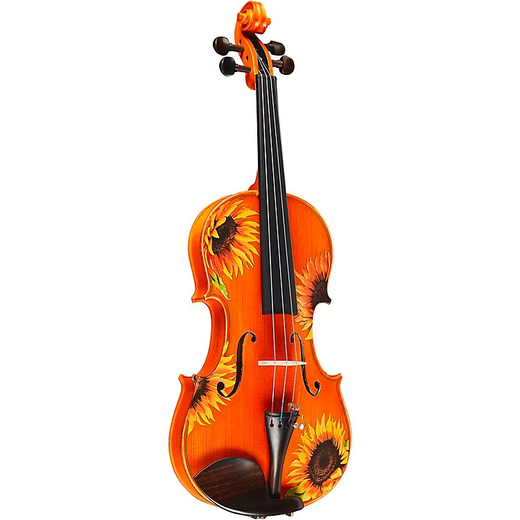 Rozanna's ViolinsSunflower Delight Series Violin Outfit1/4 Size