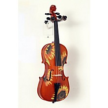Rozanna's Violins Sunflower Delight Series Violin Outfit Level 2 1/2 Size 190839047601