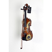 Rozanna's Violins Sunflower Delight Series Violin Outfit Level 2 1/2 Size 190839056023