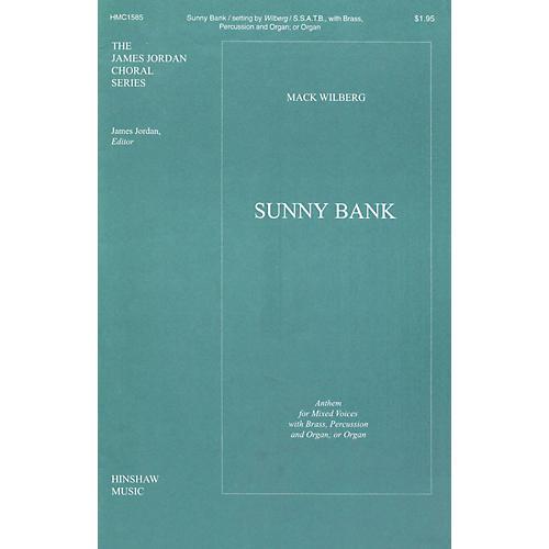 Hinshaw Music Sunny Bank SATB arranged by Mack Wilberg-thumbnail