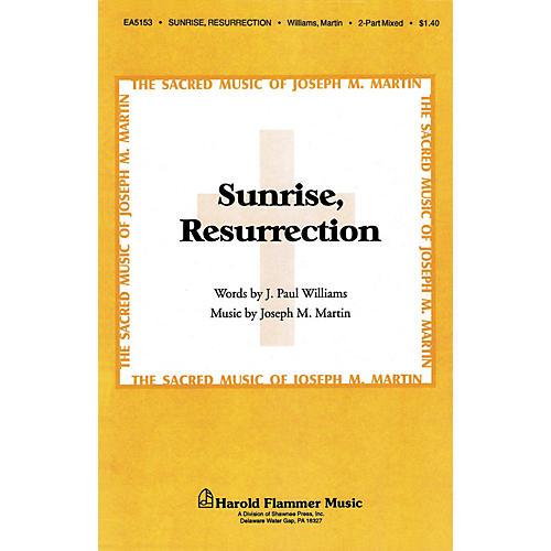 Hal Leonard Sunrise Resurrection 2-Part Mixed-thumbnail
