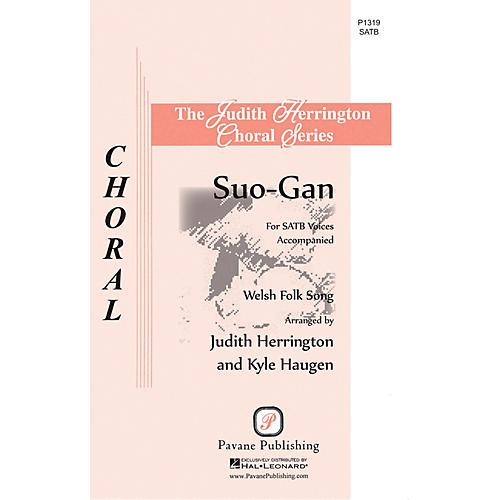 Pavane Suo-Gan SATB arranged by Judith Herrington
