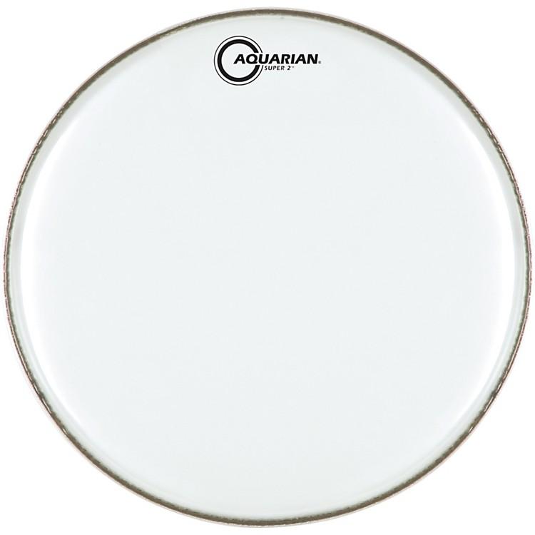 AquarianSuper-2 Clear Drumhead14 In