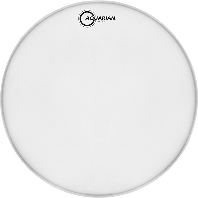 Aquarian Super-2 Coated Drumhead 18 In