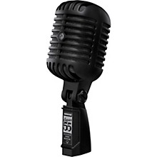 Shure Super 55-Black Limited Edition Dynamic Microphone Black