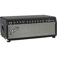 Fender Super Bassman Pro 300W Tube Bass Amp Head Level 1 Black