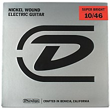 Dunlop Super Bright Medium Nickel Wound Electric Guitar Strings (10-46)