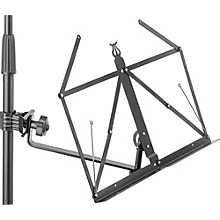 Stagg Super Clamp Folding Music Stand
