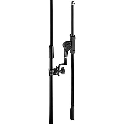 Stagg Super Clamp Telescopic Microphone Boom Arm-thumbnail
