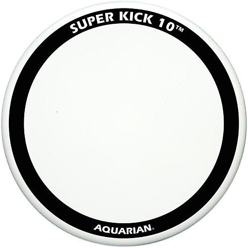Aquarian Super-Kick 10 Bass Drum Head White Coated 20 in.