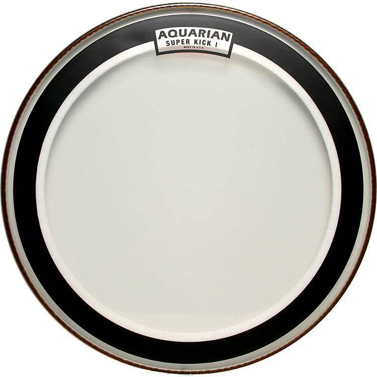 Aquarian Super Kick I Drumhead  24 Inches
