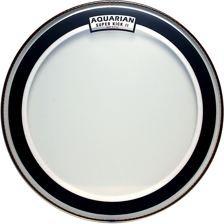 Aquarian Super Kick II Drum Head 18