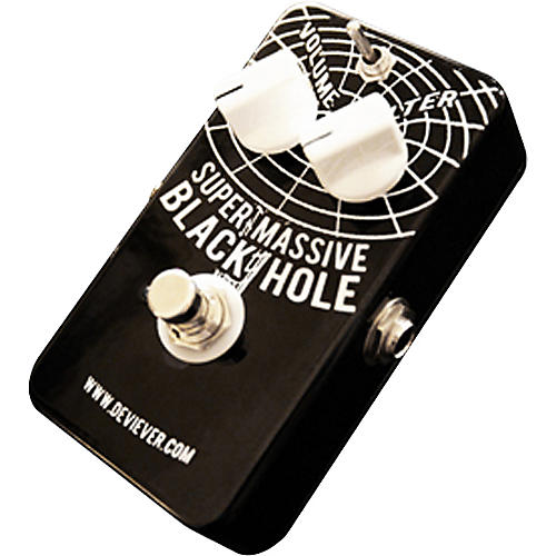 Devi Ever Super Massive Black Hole Fuzz Bass Effects Pedal
