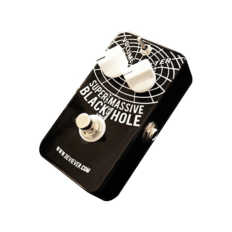 Devi Ever Super Massive Black Hole Fuzz Bass Effects Pedal