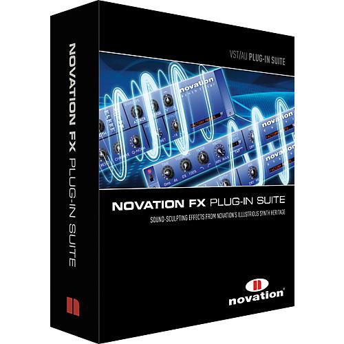 Novation Super Nova FX Plug-In Suite