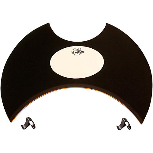 Aquarian Super-Pad Low Volume Bass Drumsurface 16 in.