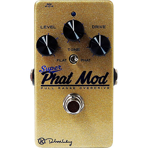 Keeley Super Phat Mod Effects Pedal-thumbnail