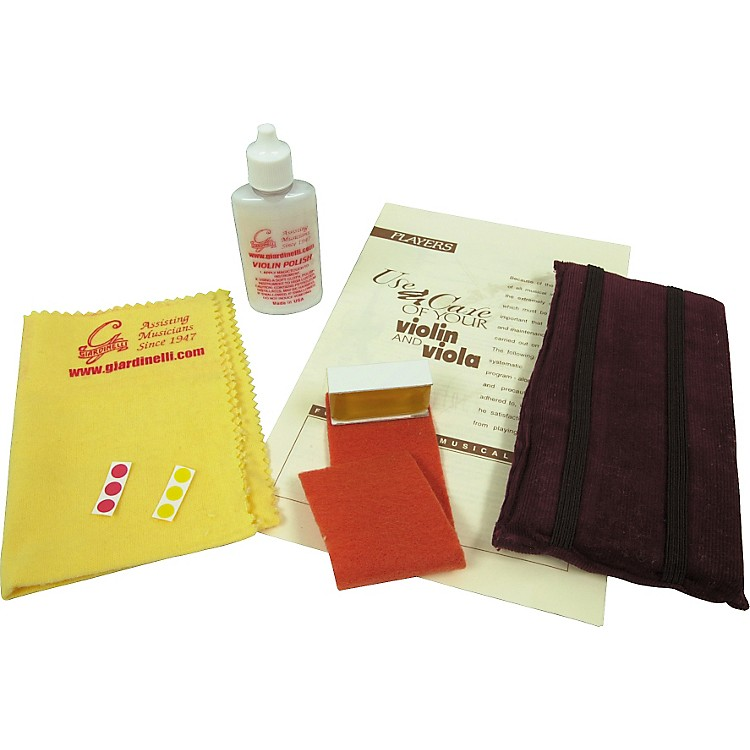 GiardinelliSuper Saver Violin Care Pack
