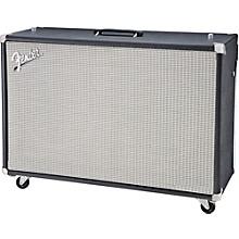 Fender Super-Sonic 60 60W 2x12 Guitar Speaker Cabinet Black Straight