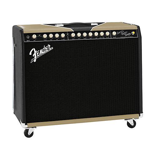 Fender Supersonic Twin : fender super sonic twin black gold 100w 2x12 tube guitar combo amp musician 39 s friend ~ Hamham.info Haus und Dekorationen