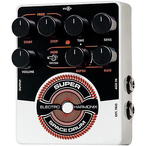 Electro-Harmonix Super Space Drum Analog Drum Synth Pedal