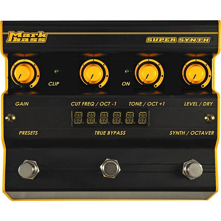 MarkbassSuper Synth Bass Pedal