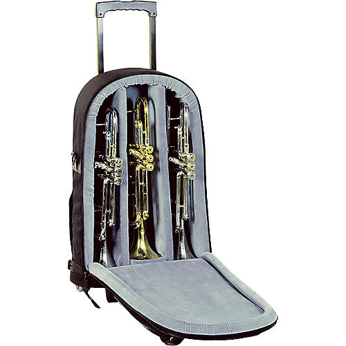 Allora Super Triple Trumpet Wheelie Bag